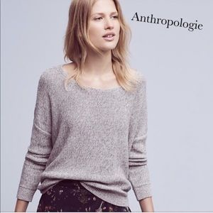 Anthropologie Moth Fairview Pullover S